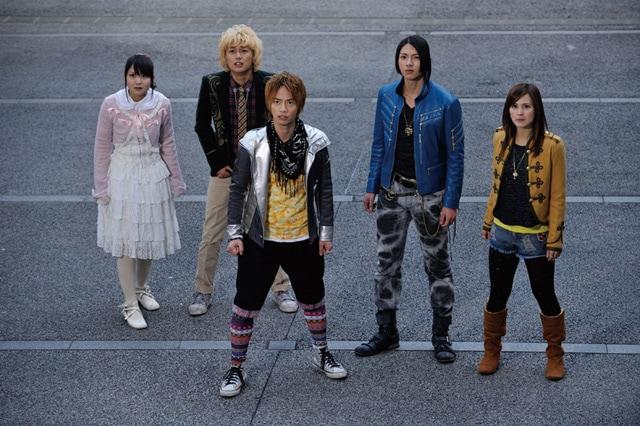 仮面ライダー×スーパー戦隊 スーパーヒーロー大戦 場面写真6