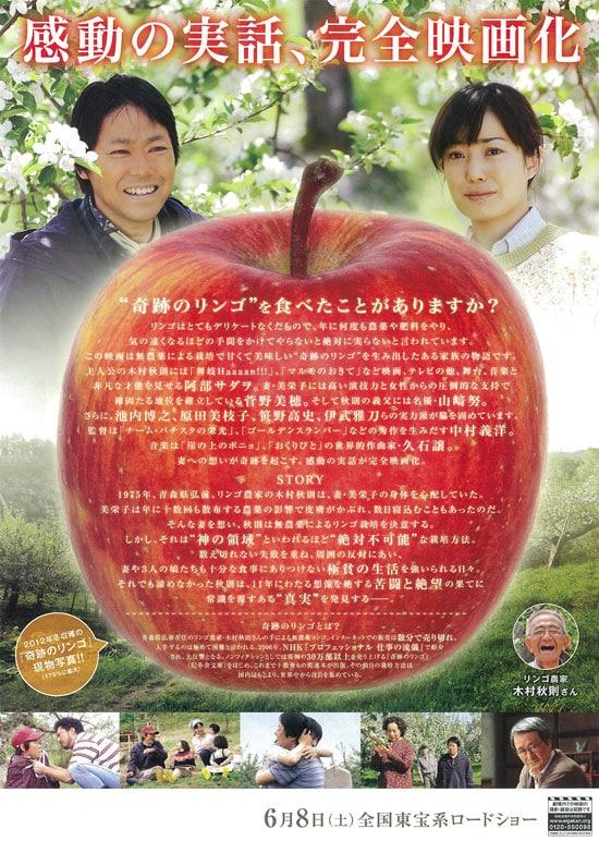 奇跡のリンゴ フライヤー2