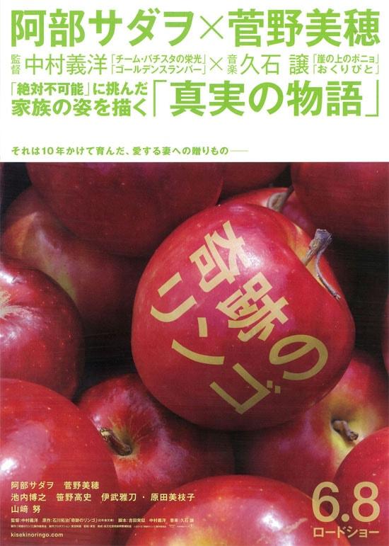 奇跡のリンゴ フライヤー3