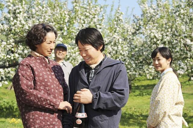 奇跡のリンゴ 場面写真3