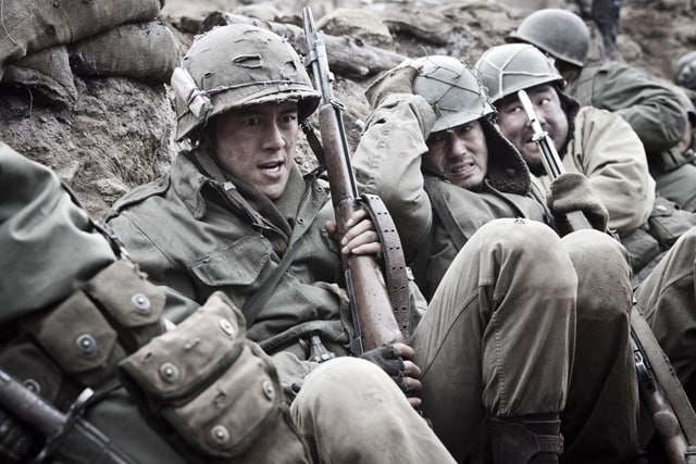 高地戦 場面写真1
