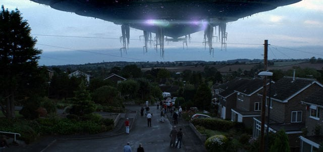UFO 侵略 場面写真2