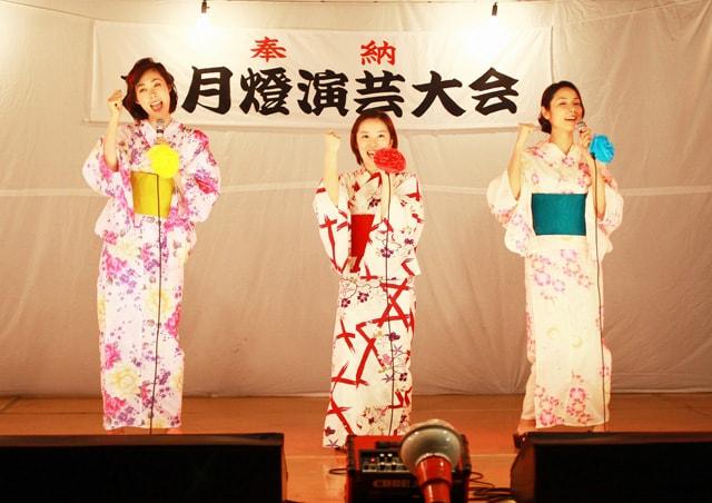 六月燈の三姉妹 場面写真2