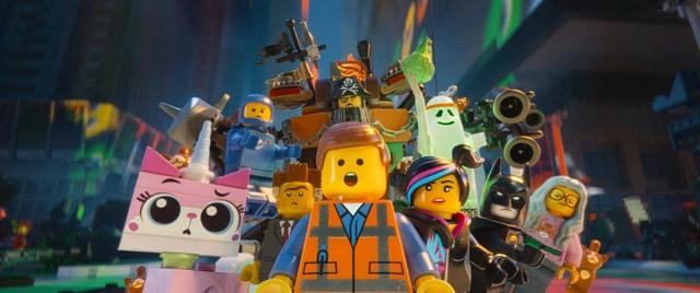 LEGO(R)ムービー 場面写真1
