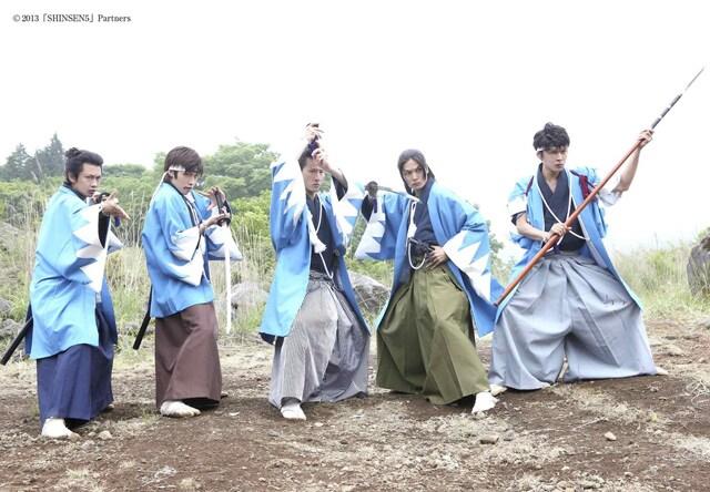 幕末奇譚 SHINSEN5 弐~風雲伊賀越え~ 場面写真1