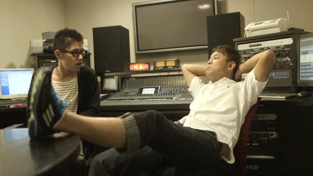 ラジオの恋 場面写真3
