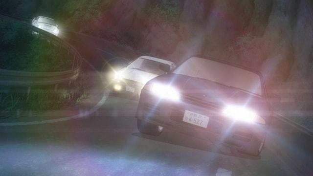 新劇場版「頭文字D」 Legend2-闘走- 場面写真10