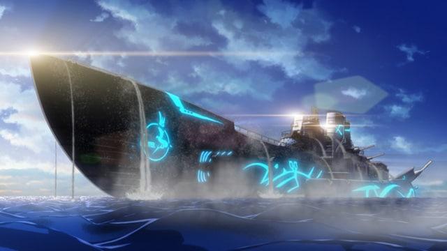 劇場版 蒼き鋼のアルペジオ -アルス・ノヴァ- DC 場面写真3