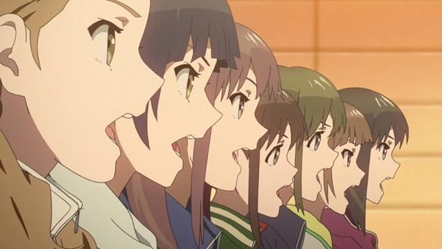 Wake Up, Girls! 青春の影 場面写真1