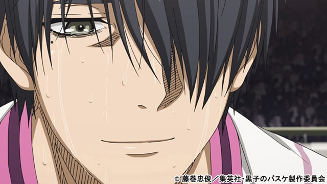 黒子のバスケ ウインターカップ総集編 ~涙の先へ~ 場面写真10