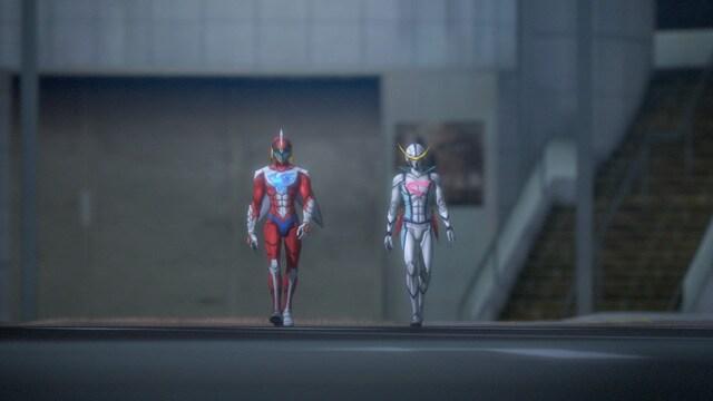 劇場版Infini-T Force/ガッチャマン さらば友よ 場面写真14