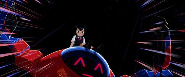 スパイダーマン:スパイダーバース 場面写真12