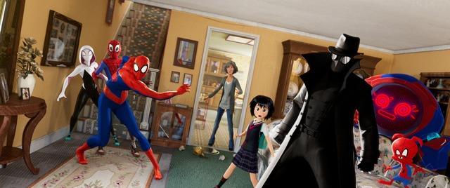 スパイダーマン:スパイダーバース 場面写真6