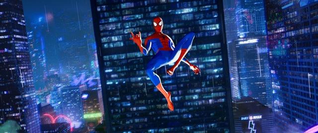 スパイダーマン:スパイダーバース 場面写真9
