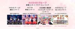 《AKB48グループ 成人式コンサート~大人になんかなるものか~ ライブ・ビューイング》
