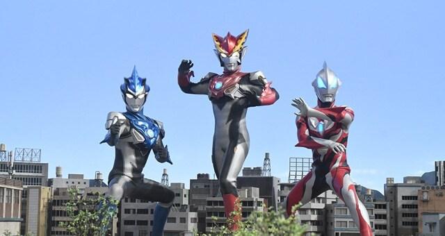 劇場版ウルトラマンR/B セレクト!絆のクリスタル 場面写真1
