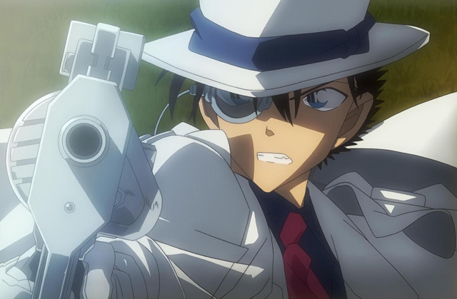 名探偵コナン 紺青の拳(こんじょうのフィスト) 場面写真10