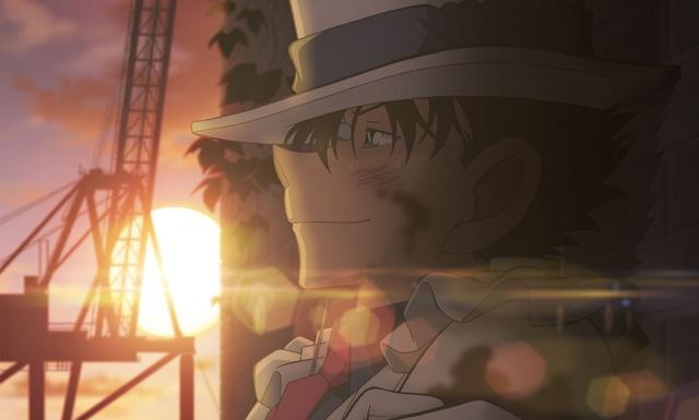 名探偵コナン 紺青の拳(こんじょうのフィスト) 場面写真4
