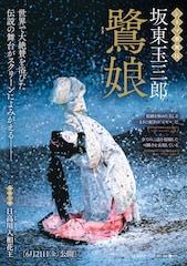 《シネマ歌舞伎》坂東玉三郎・鷺娘(サウンドリマスター版)
