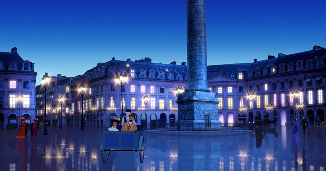 ディリリとパリの時間旅行 場面写真5