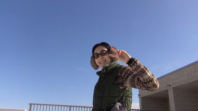 モデル 雅子 を追う旅 場面写真2