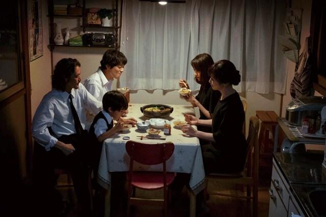 最初の晩餐 場面写真4