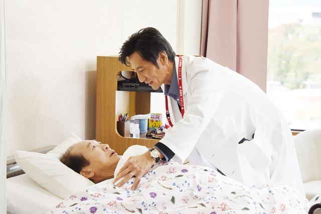 山中静夫氏の尊厳死 場面写真1