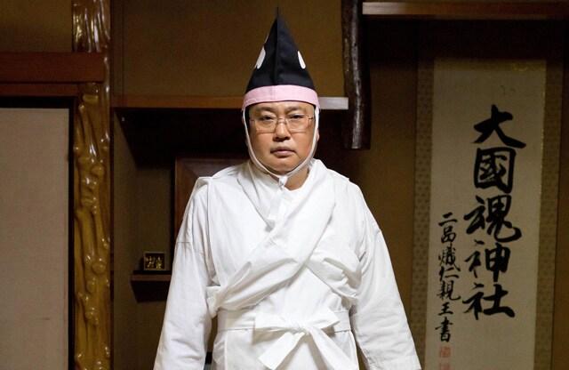 くらやみ祭の小川さん 場面写真1
