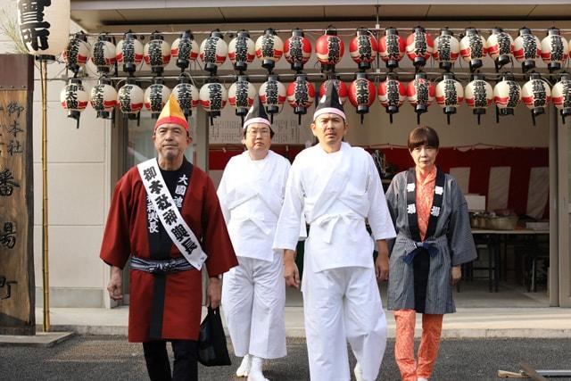 くらやみ祭の小川さん 場面写真7
