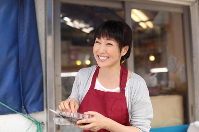 くらやみ祭の小川さん 場面写真9