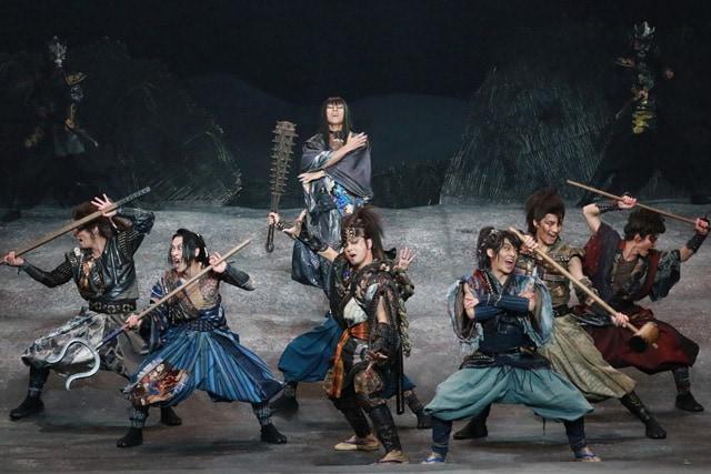 《ゲキ×シネ》髑髏城の七人 Season月「下弦の月」 場面写真5