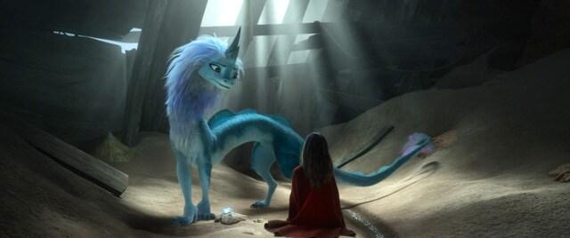 ラーヤと龍の王国 場面写真5