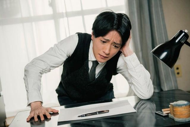 劇場特別版「カフカの東京絶望日記」 場面写真1
