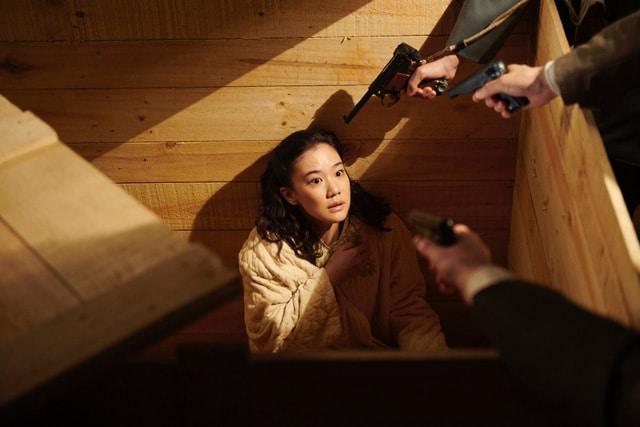 スパイの妻(劇場版) 場面写真6