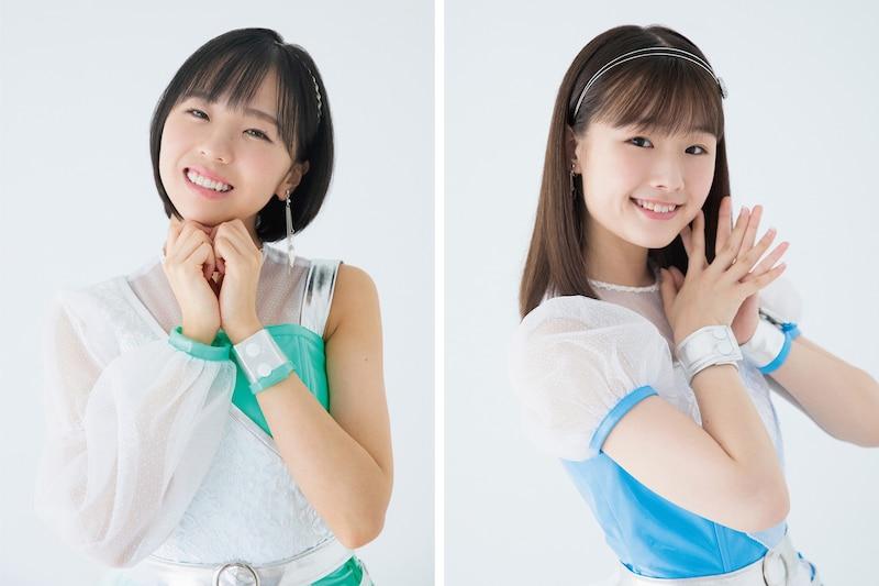 鍛治島彩 / 新倉愛海(アップアップガールズ(2))