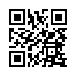 一番くじのサイトへアクセスするQRコード。