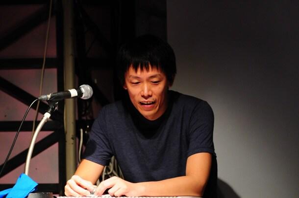 第3試合、試合前コメントで「がんばりま~す」と、ゆるいテンションの挨拶を見せた朝倉世界一。