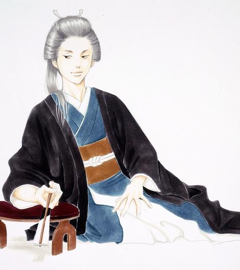 柴咲コウ演じる吉宗。(c)男女逆転「大奥」製作委員会