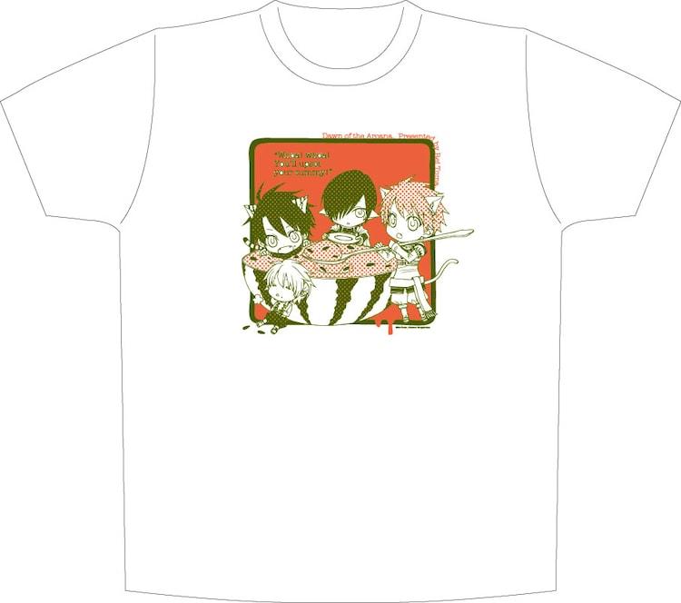 藤間麗「黎明のアルカナ」Tシャツ