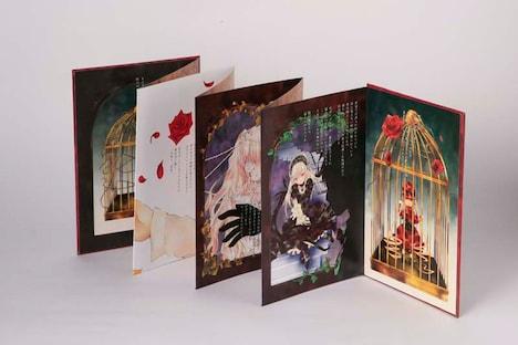 「ローゼンメイデン」5巻特装版に付属する別冊子。