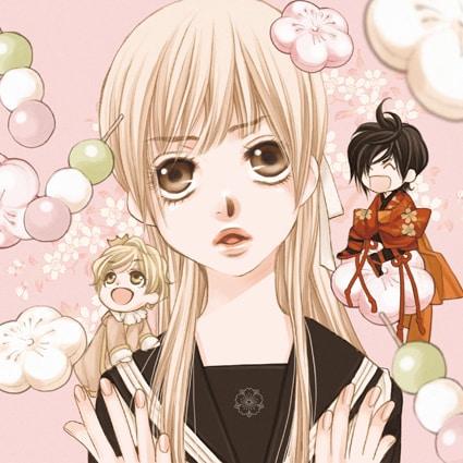 山田南平「桜の花の紅茶王子」