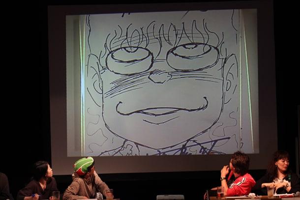 板垣恵介作「魔太郎がくる!!」。