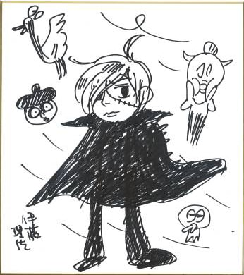 伊藤理佐画「ブラック・ジャック」