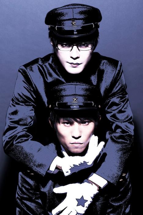 舞台「ライチ☆光クラブ」ビジュアル (C)古屋兎丸/ライチ☆光クラブ プロジェクト 2011