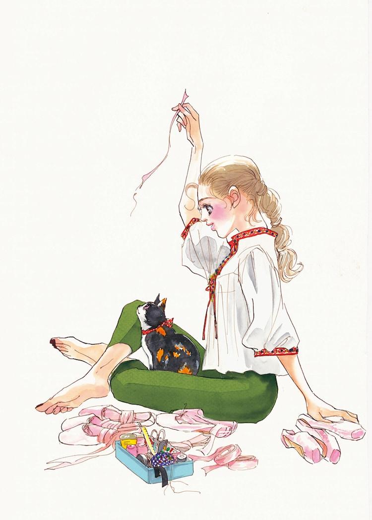 「Do Da Danciin' ヴェネチア国際編」 (c)槇村さとる/集英社クリエイティブ