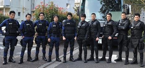 ドラマ「S エス -最後の警官-」の場面写真。(c)TBS