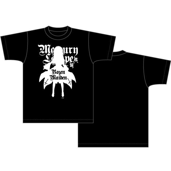 水銀燈の『ローゼンメイデン』Tシャツ。(c)PEACH-PIT・集英社/ローゼンメイデン製作委員会
