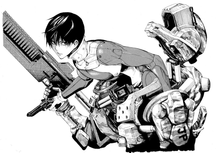 「All You Need Is Kill」予告カット