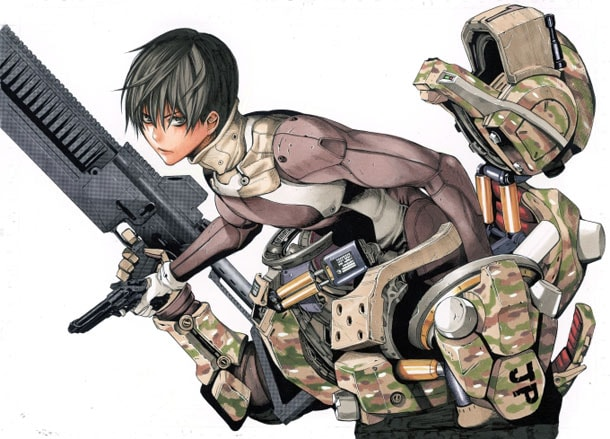 「All You Need Is Kill」のカット。