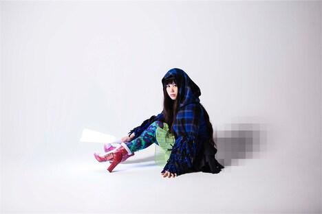 やくしまるえつこ(撮影:田川友彦)